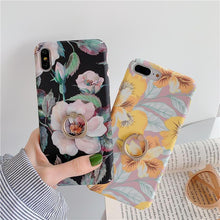 Load image into Gallery viewer, Camellia Phone Case With Stand