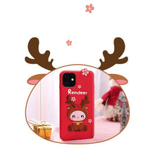 Load image into Gallery viewer, Christmas Elk Phone Case