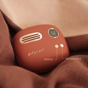 52°C Hand Warmer & Power Bank