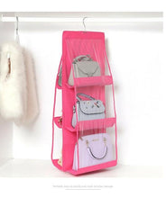 Load image into Gallery viewer, Bag 3 Layers Folding Shelf Bag Purse