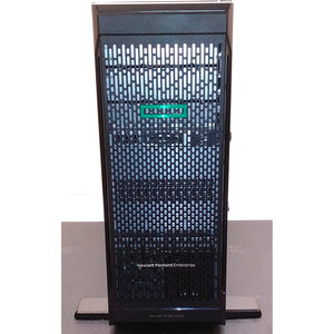 HP ProLiant ML350 G10 4U Tower Server - 1 x Intel Xeon Silver 4110 Octa-core (8 Core) 2.10 GHz - 16 GB Installed DDR4 SDRAM - 12Gb/s SAS Controller - 1 x 800 W