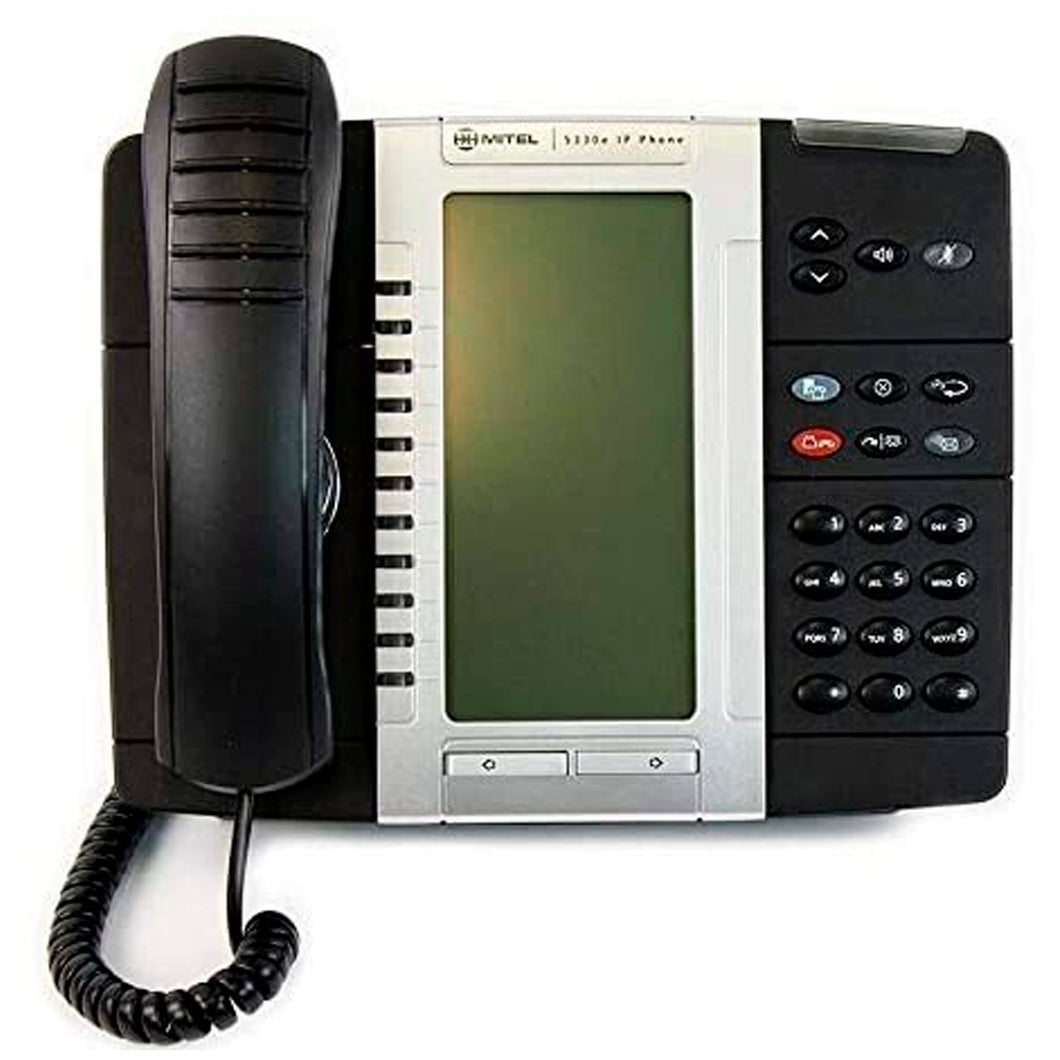 Mitel 5330E IP Phone, PoE, Gigabit