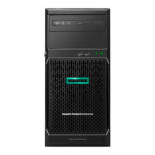 Load image into Gallery viewer, HP ProLiant ML30 Gen10 Tower Server Bundle with Intel Xeon E-2124, 16GB DDR4, 4TB SATA, RAID, and 16GB USB Drive