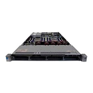 HP Proliant DL360 G9 4 Bays 3.5 Server - 2X Intel Xeon E5-2643 V3 3.4GHz 6 Core - 128GB DDR4 REG Memory - HP H240ar 12GB/S Raid Controller - 0TB (NO HDD) - 1X 800W PSU (Renewed)
