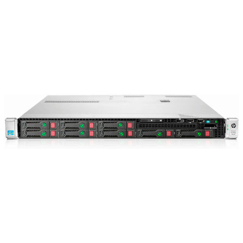 HP ProLiant DL360p Gen8 1U RackMount 64-bit Server with 2×6-Core E5-2640 Xeon 2.5GHz CPUs