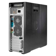 Load image into Gallery viewer, HP Z640 Tower Server - Intel Xeon E5-2690 V3 2.6GHz 12 Core - 64GB DDR4 RAM - LSI 9217 4i4e SAS SATA Raid Card - 1.2TB (2X 600GB SAS New HDD) - NVS 310 512MB - 925W PSU - Windows 10 PRO (Renewed)