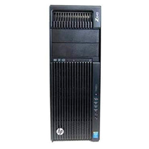 HP Z640 Tower Server - Intel Xeon E5-2603 V3 1.6GHz 6 Core - 64GB DDR4 RAM - LSI 9217 4i4e SAS SATA Raid Card - 2TB (2X New 1TB SSD Enterprise) - NVS 310 512MB - 925W PSU - Windows 10 PRO (Renewed)
