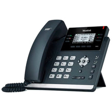 Load image into Gallery viewer, Yealink SIP-T46S IP Phone, 16 Lines. 4.3-Inch Color Display. Dual-Port Gigabit Ethernet, 802.3af PoE, Power Adapter Not Included