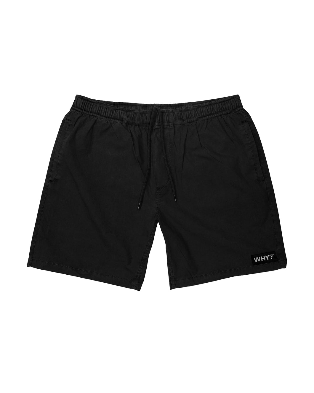 Logo Shorts (Black)