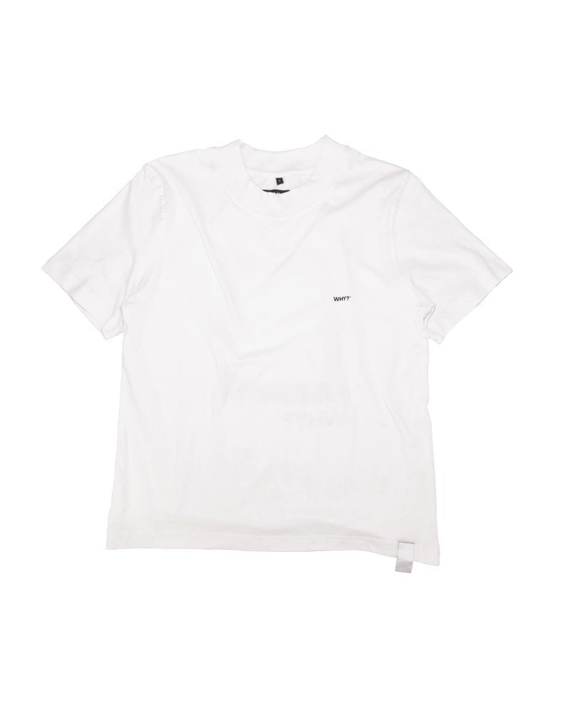 halftone t-shirt (white)