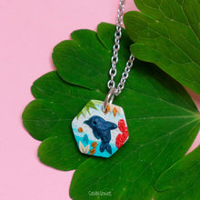 Load image into Gallery viewer, Dolphin_pendant_necklace_jewelry