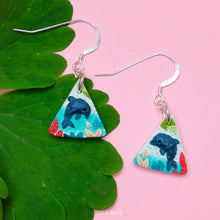 Load image into Gallery viewer, Polymer_clay_smal_dangle_earrings