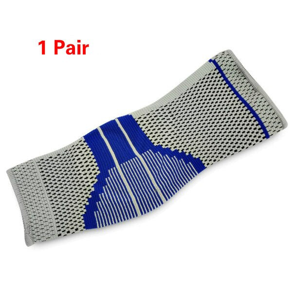 Elastic Silicone Ankle Support