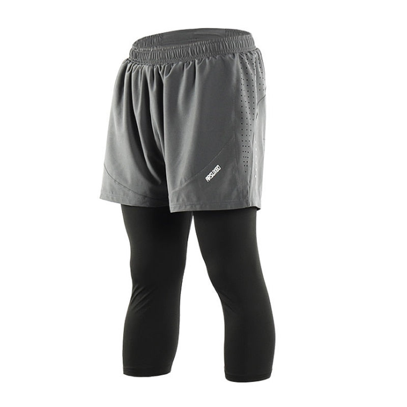 Quick Dry Mens Sports Shorts