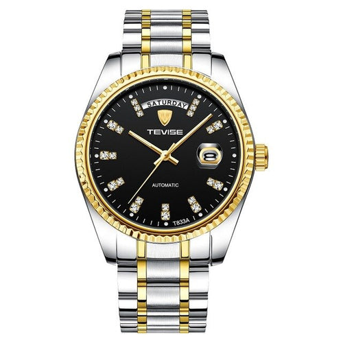 Tevise Men Luxury Mechanical Watch Men