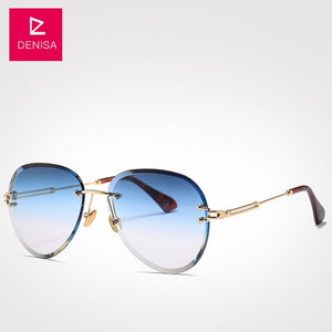 Sunglasses Women Men Driving UV400 Sun Glasses Clear Vintage Glasses
