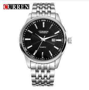 CURREN Watches Men Business Casual Wrist Watch