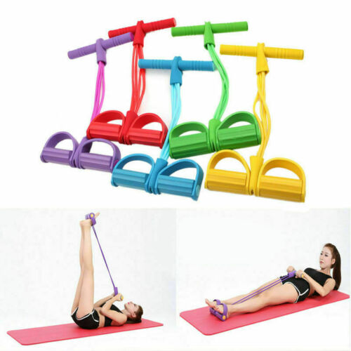 Latex Fitness Resistance Bands