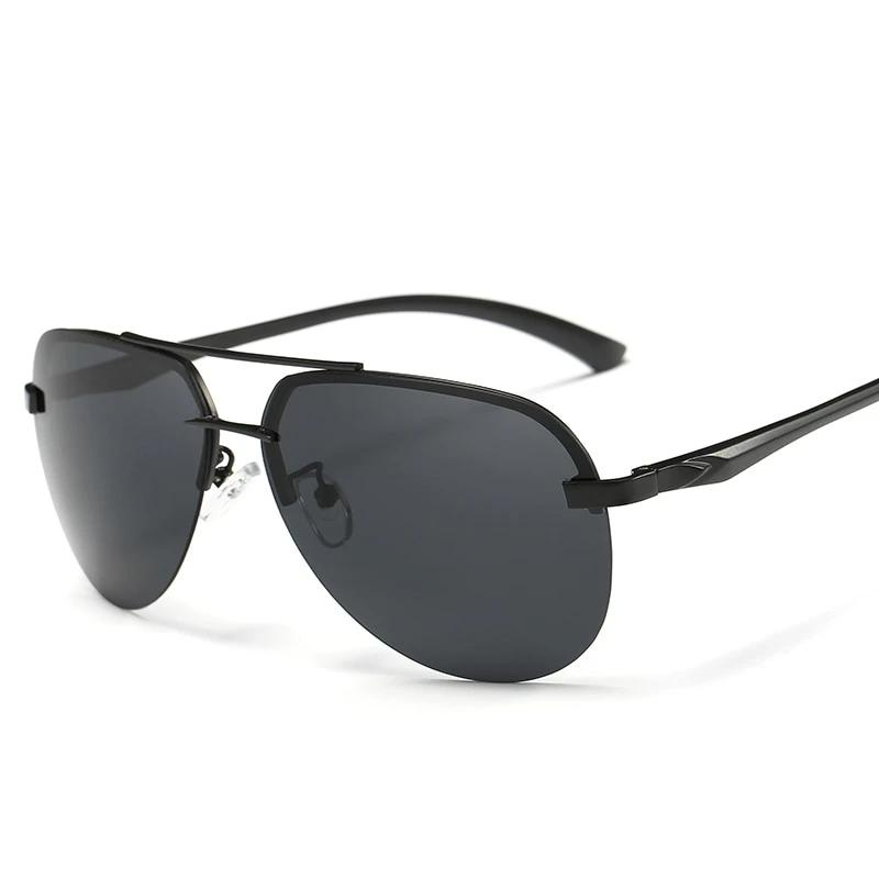 New Alloy Frame Classic Sunglasses