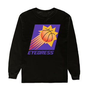 Eyedress Suns L/S (Black) - Eyedress TV
