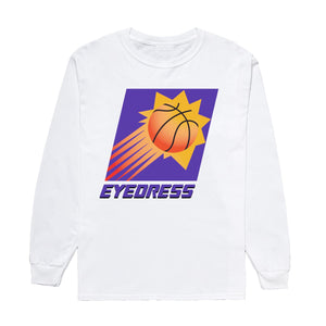 Eyedress Suns L/S (White) - Eyedress TV