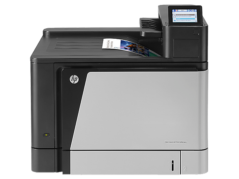 HP LaserJet Enterprise M855dn Color Laser Printer