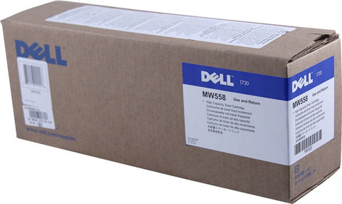 Dell High Yield Use and Return Toner Cartridge (OEM# 310-8700 310-8707) (6000 Yield)