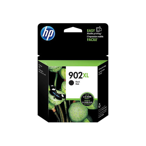 HP 902XL (T6M14AN) Black Original Ink Cartridge (825 Yield)