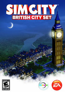 SimCity - British City (DLC)