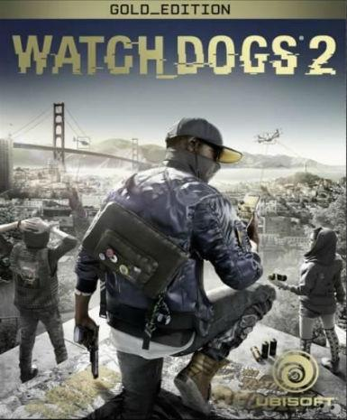 Watch Dogs 2 Gold Edition (EMEA)