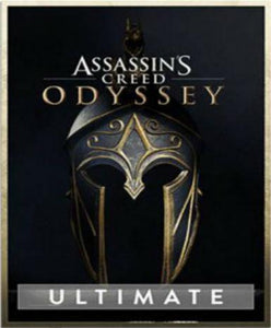 Assassinu2019s Creed: Odyssey Ultimate Edition (EU)