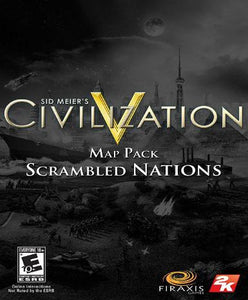 Sid Meier's Civilization V - Scrambled Nations Map Pack (DLC)
