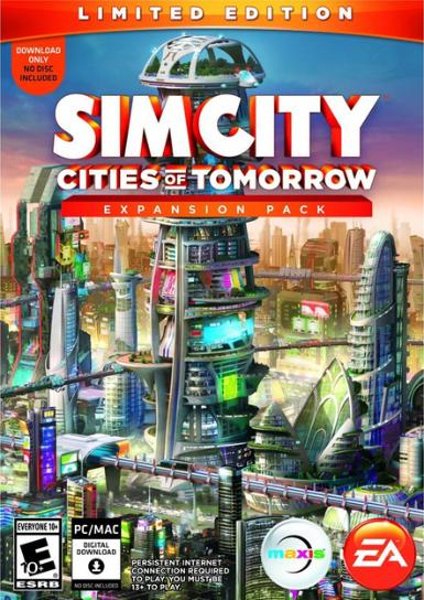 SimCity: Cities of Tomorrow (Limited Edition)