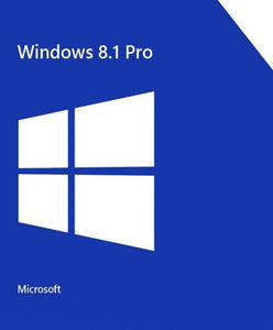 Windows 8.1 Professional OEM CoA