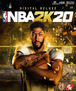 NBA 2K20 (Digital Deluxe Edition)