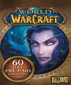 World of Warcraft 30 days Prepaid EU