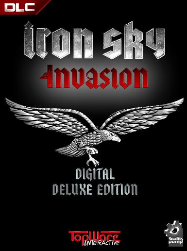 Iron Sky Invasion: Deluxe Content