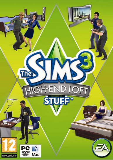 The Sims 3: High end Loft Stuff
