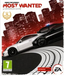 Need for Speed: Most Wanted (ENG)
