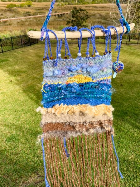 Acionna Relic Weaving Wallhanging