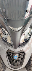 Piaggio MP3 500 Business hpe ABS ASR Silver Deutschland