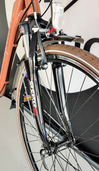 RB Elegance Lady City Bike Bronce 28""