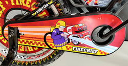 RB Visitor Fire Chief Kinderdreirad RG 16""