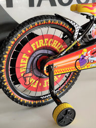 RB Visitor Fire Chief Kinderdreirad-BMX RG 20""