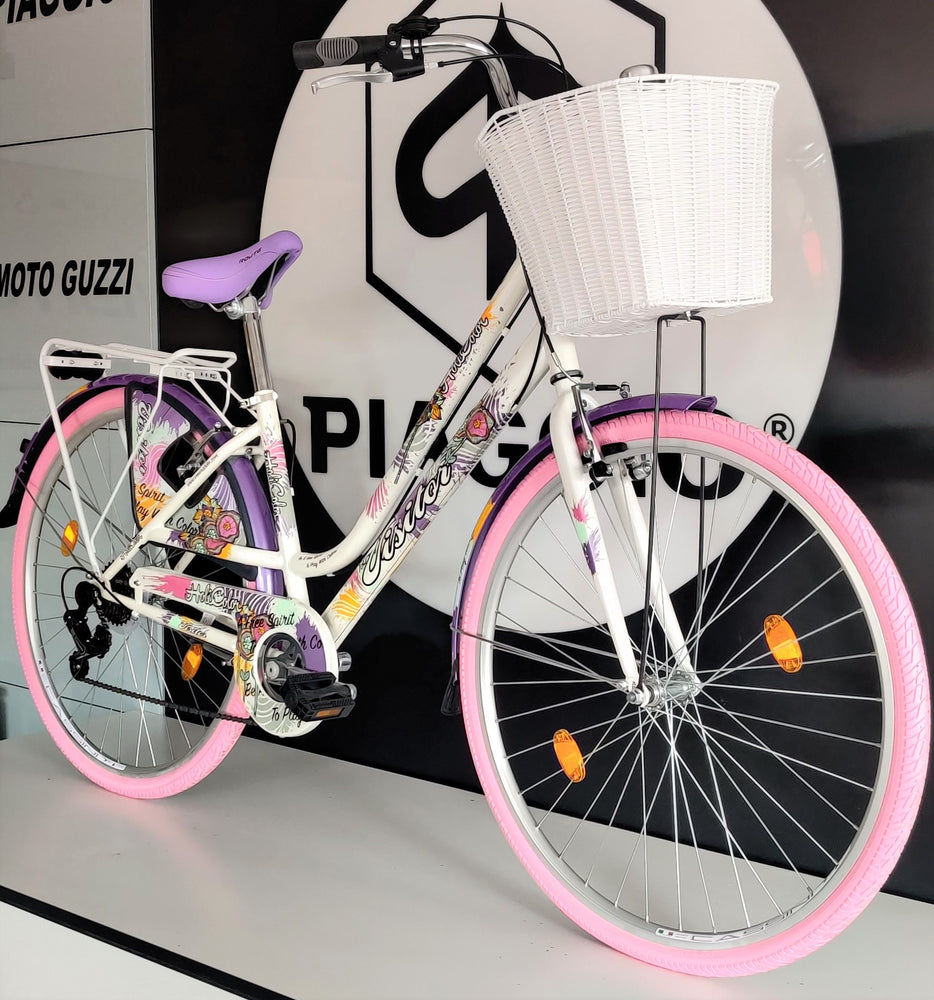 RB Visitor Holicolor City Bike B 28""