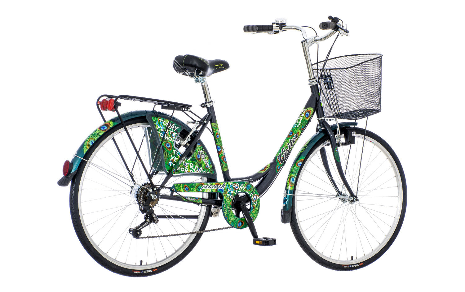 RB Visitor Peacock City Bike G 26