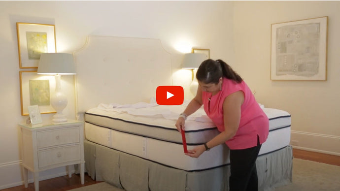How to put the Better Bedder® on your mattress!
