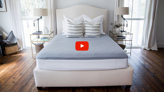 13. Video: Will my sheets be wrinkle-free?