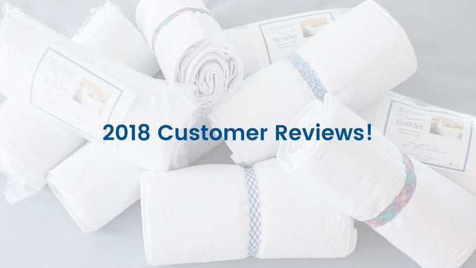 2018 Customer Reviews