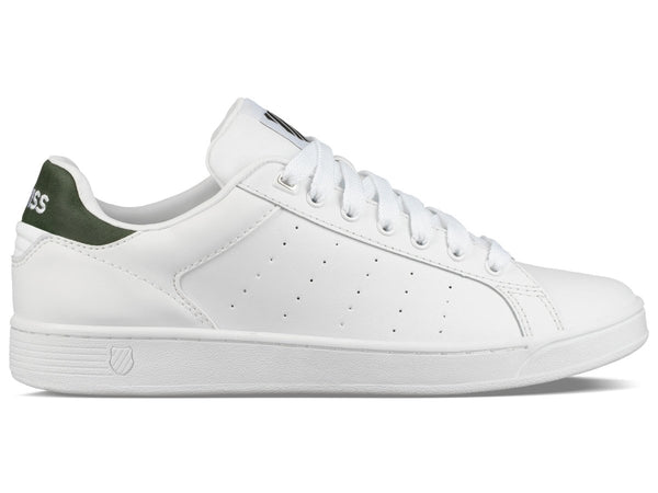 Clean Court CMF - White/Rifle Green